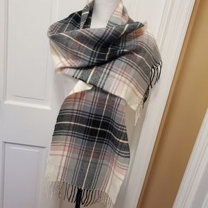 100% Cashmere Scarf made in Germany